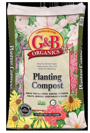 G B Organics Planting Compost