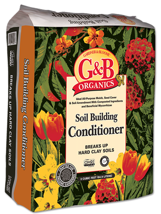 Santa Barbara Organic Soil Building Conditioner