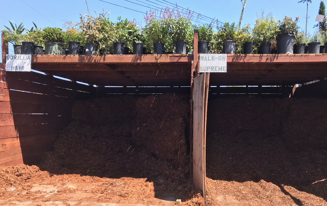 Bulk Landscaping Materials, Santa Barbara
